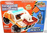 BTR Tonka Search And Rescue Forest Rescue 8004
