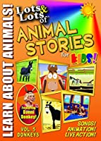Lots & Lots Of Animal Stories For Kids V5 Donkeys & Mules [DVD] [Import]