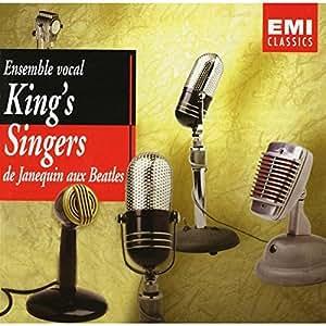 Sings Janequin/Byrd/Josquin/Beetles/&
