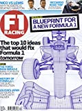 F1 Racing [UK] December 2016 (単号)