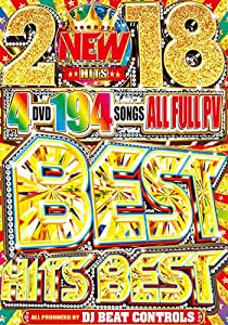 【e-BMS限定】 2018 New Best Hits Best - DJ Beat Controls 【4枚組】