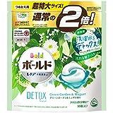 ボールド 洗濯洗剤 ジェルボール 洗濯水をデトックス グリーンガーデン&ミュゲ 詰め替え 30個(約2倍)