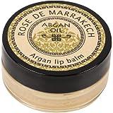 ローズ ド マラケシュ(ROSE DE MARRAKECH) ローズ ド マラケシュ アルガン リップバーム 10g リップクリーム ダマスクローズの香り ― 10g