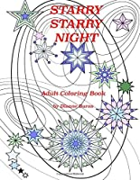 Starry, Starry Night: Adult Coloring Book