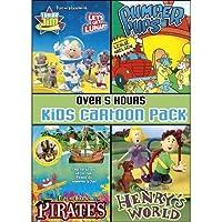 Kids Cartoon Pack Collector's Set [DVD] [Import]