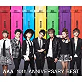 AAA 10th ANNIVERSARY BEST<Original AL>