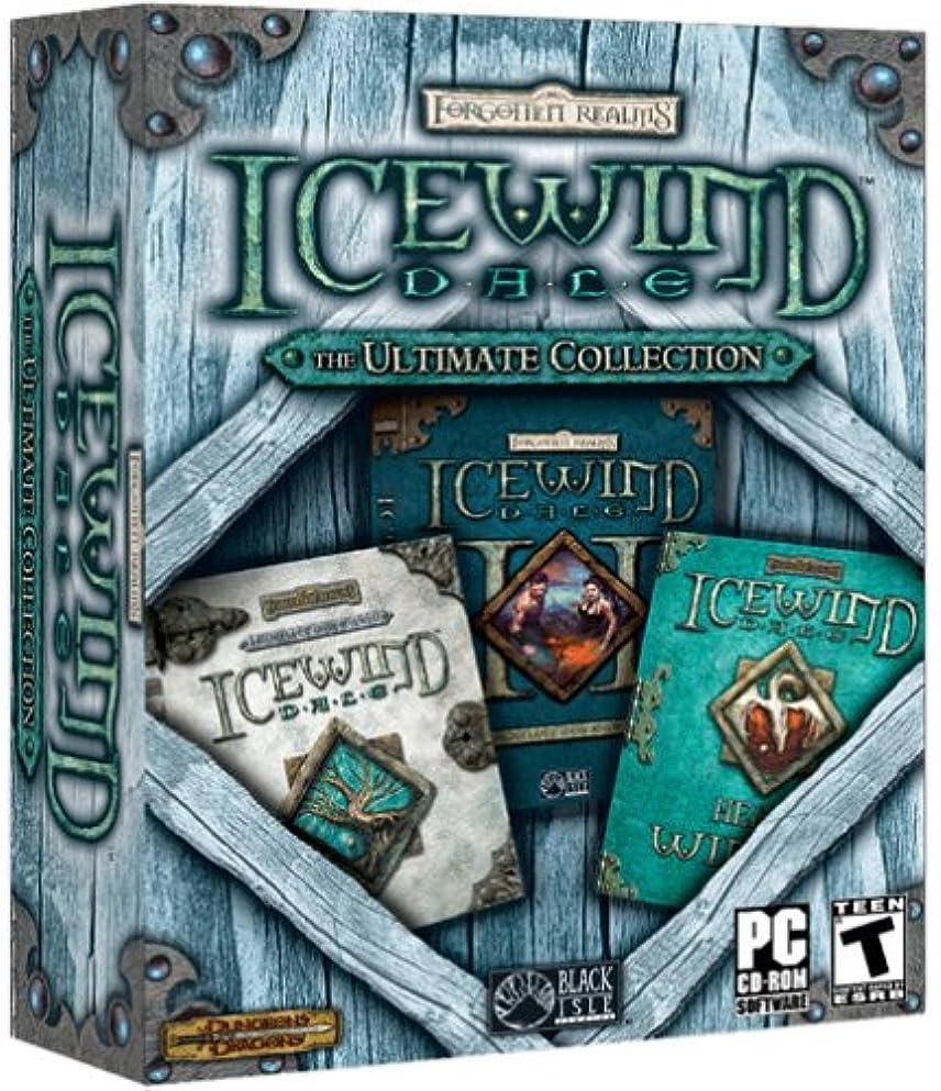 神社特別な作詞家Icewind Dale: The Ultimate Collection (輸入版)