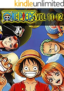 All One: Piece Manga Box Set 11 12 (English Edition)