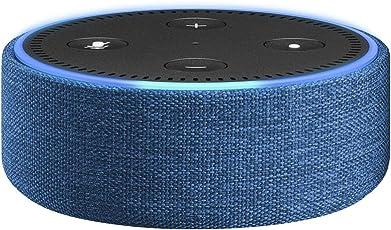 Amazon Echo Dot用ファブリックケース インディゴ