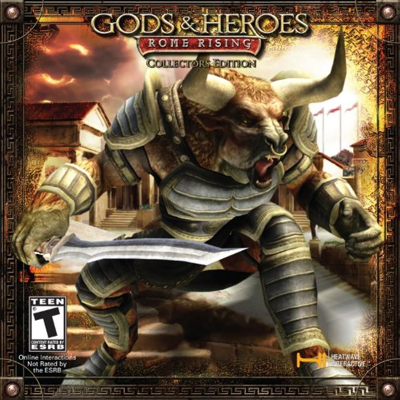 ラフ睡眠香港守るGods and Heroes: Rome Rising Collector's Edition (輸入版)