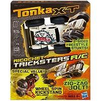 Tonka Ricochet R/C Zig-Zag Jolt with Wheel Spin Kickstand [並行輸入品]
