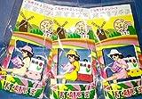 ご当地 長崎限定 旅するフチ子 全3種 コップのフチ子