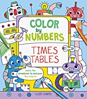 Times Tables (Color by Numbers)