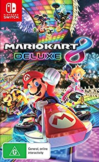 Mario Kart 8 Deluxe (B076P3GRGM) | Amazon price tracker / tracking, Amazon price history charts, Amazon price watches, Amazon price drop alerts