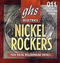 ghs エレキギター弦 NICKEL ROCKERS/ニッケル ロッカーズ ミディアム 11-50 R RM