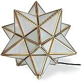 照明 テーブルランプ テーブルライト Etoile エトワール Z3K フロスト 白熱電球付き 星 星型 star 真鍮 卓上 読書 DI CLASSE ディクラッセ