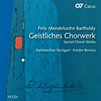 Geistliches Chorwerk (Sacred Choral Works)