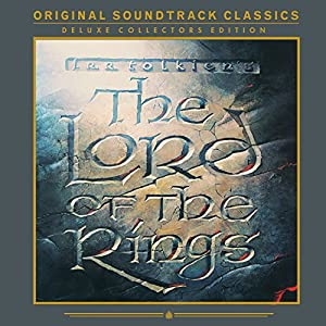 Ost: the Lord of the Rings [12 inch Analog]