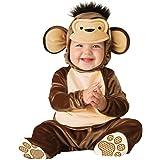 micia luxury(ミシアラグジュアリー) コスプレ 衣装 ベビーコスプレ 赤ちゃん服 アニマルベビーコスプレ モンキーA 9month