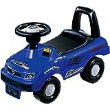 永和 足けり乗用玩具 キッズスポーツカー ブルー