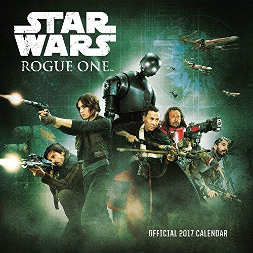 Star Wars Rogue One Official 2017 Square Calendar (Calendar 2017)