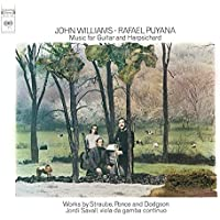 Straube, Ponce & Dodgson: Music for Guitar & Harpsichord