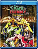劇場版 TIGER & BUNNY THE MOVIE:The Rising 北米版 / Tiger & Bunny the Movie 2: Rising [Blu-ray+DVD][Import]