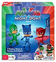 The Wonder Forge Pj Masks Night Sight Game [Floral] [並行輸入品]
