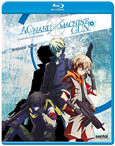 Aoharu X Machinegun/ [Blu-ray] [Import]
