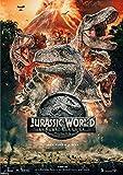 映画 ジュラシック ワールド 炎の王国 ポスター 42x30cm Jurassic World: Fallen Kingdom 2018 クリス プラット ブライス ダラス ハワード ジャスティス スミス ダニエラ ピネダ ジュラシックパーク シリーズ [並行輸入品]