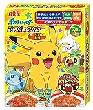 丸美屋食品工業 ポケモン プチパックカレー ポーク&野菜甘口 120g ×10箱