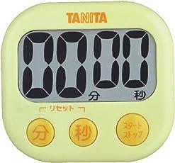 TANITA でか見えタイマー TD-384