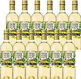 サントリー 酸化防止剤無添加のおいしいワイン。 ストロング白 720ml×12本 [ 白ワイン 甘口 日本 ]