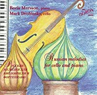 Russian Melodies for Cello & Piano