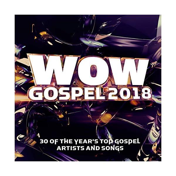 Wow Gospel 2018の商品画像