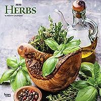 Herbs 2020 Calendar