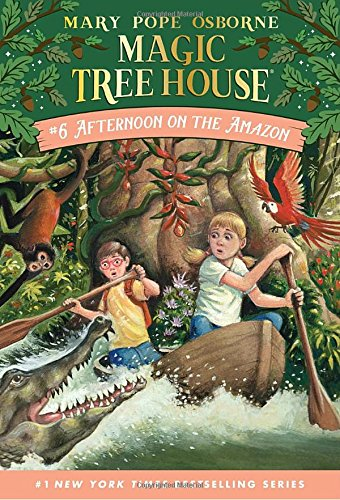 Afternoon on the Amazon (Magic Tree House (R))の詳細を見る