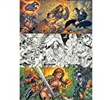 Witchblade 1996 Complete Base Set of 90 Cards by Top Cow