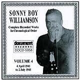 Sonny Boy Williamson 1941-45