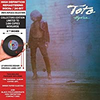 Hydra - Cardboard Sleeve - High-Definition CD Deluxe Vinyl Replica by Toto (2014-07-08)