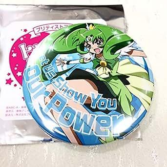 キュアマーチ トゥインクル缶バッジ6 Fantastic! プリティストア スマイルプリキュア