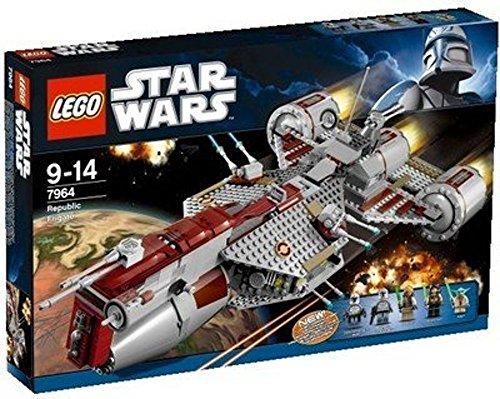 レゴ (LEGO) スター・ウォーズ リパブリック・フリゲート 7964