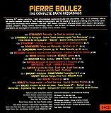 Pierre Boulez: The Complete Erato Recordings 画像