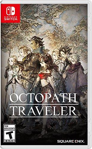 Octopath Traveler (輸入版:北米) - S...