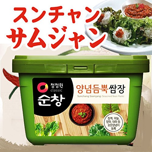 ☆韓サイ☆韓国 マルチ調味料 スンチャン サムジャン 500g☆
