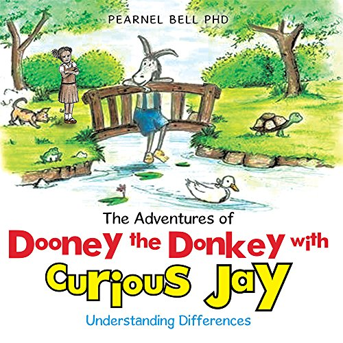 The Adventures of Dooney the Donkey with Curious Jay: Understanding Differences (English Edition)