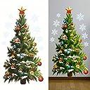 B-PING ウォールステッカー クリスマスツリー