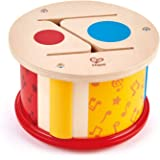 Hape Double-Sided Drum,WOOD,E0608