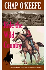 Ride the Wild Country Kindle Edition