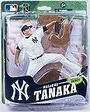 田中将大(ニューヨーク・ヤンキース) MLB マクファーレン フィギュア